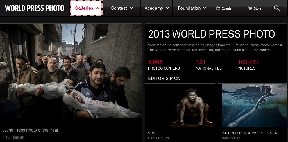 2013 World Press Photo