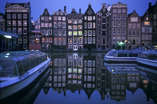 Amsterdam by Joan Costa