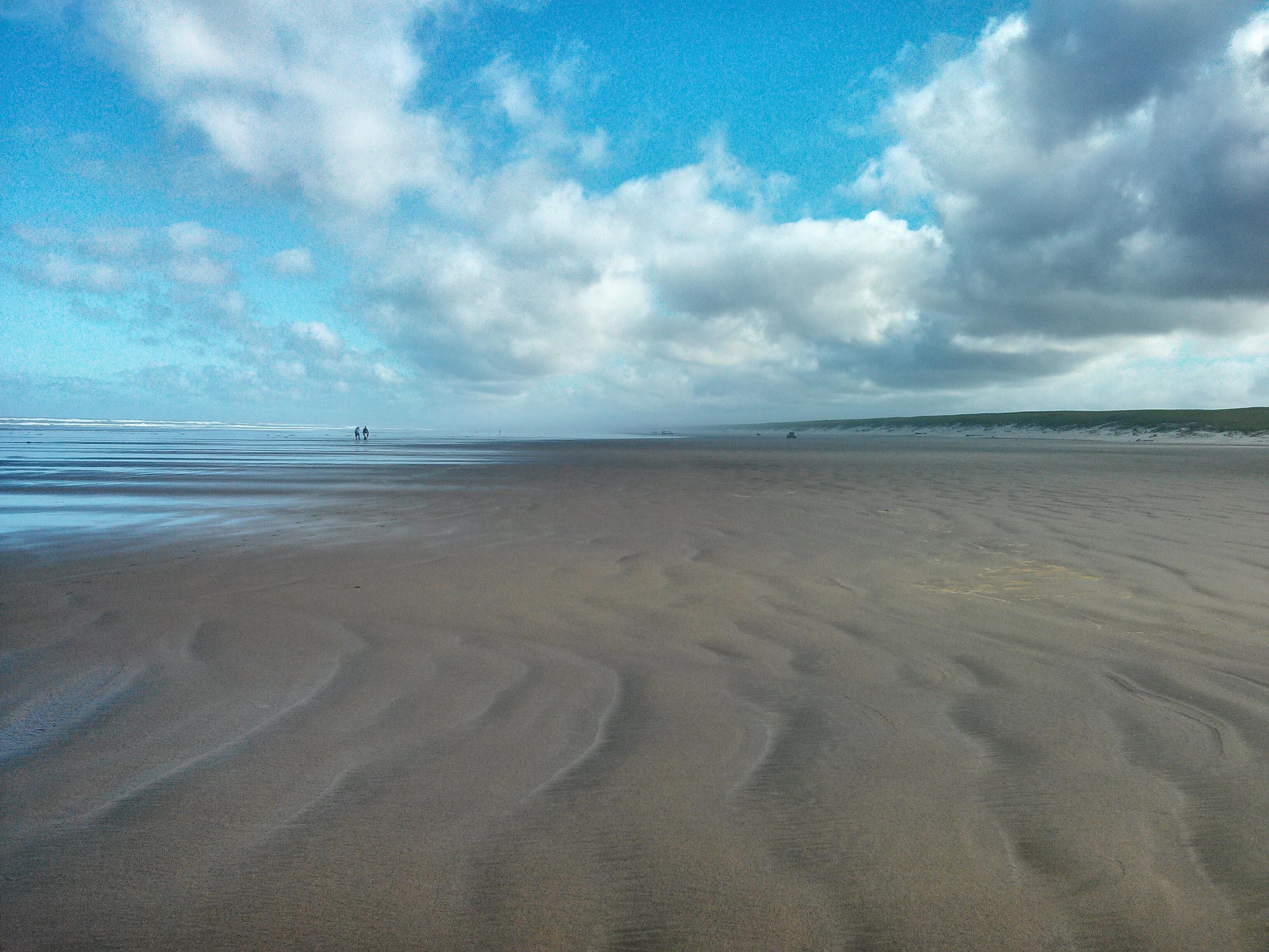 Gearhart Beach